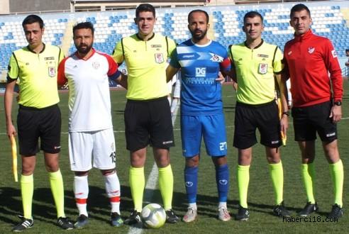 1074 Çankırıspor 0 Osmancık Belediyespor 0