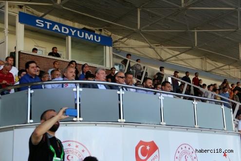 1074 Çankırıspor, Boyabat 1868 Sporu Eledi