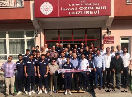 1074 Çankırıspor'un Hocası Fahri Aytaç Hedef Büyüttü, Takım Türkiye Kupasında Hedefe Kilitlendi!