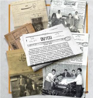'1921'den Günümüze Çankırı Basını' Fotoğraf Sergisiyle Günümüze Taşınıyor