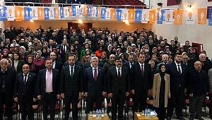AK Parti Genişletilmiş İl Danışma Toplantısı Gerçekleşti