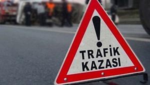 Ankara-Çankırı Karayolunda Trafik Kazası 1 Ölü 2 Yaralı