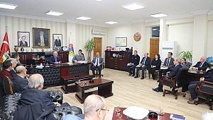 Çankırı Belediyesi Yıl Sonu Değerlendirme Toplantısı Düzenledi
