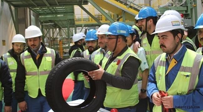 Avrupa'nın En Kaliteli Lastikleri Çankırı'da Üretiliyor