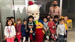 """Belediyenin Yarıyıl Tatil Etkinliği """"Bir Tatil Eğlencesi"""" Başlıyor"""