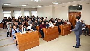 Çankırı Belediyesi Çalışanları EBYS Eğitiminden Geçti