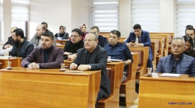Çankırı'da Otoparkları ÇANKES İşletecek