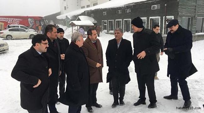 Çankırı'mızın, Ilgaz İlçemizin Gözde Turizm Merkezi Yıldıztepe'yi Şaha Kaldıralım