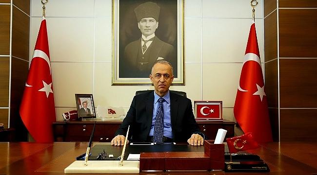 Çankırı Valisi Hamdi Bilge Aktaş,