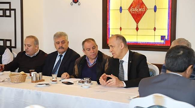 Çankırı Valisi Hamdi Bilge Aktaş Dobra Dobra Konuştu (Özel Haber)