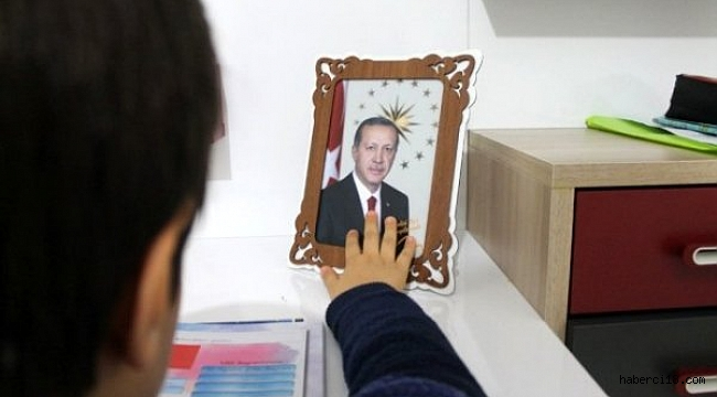 Çankırılı 6 Yaşındaki Minik Serdar'ın Tek İsteği Cumhur Başkanı Recep Tayyip Erdoğan'ı Ziyaret Etmek