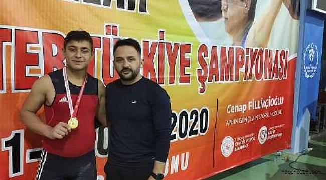 Çankırılı Öğrencimiz Mert Yılmaz Türkiye Şampiyonu Oldu