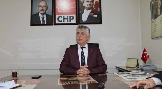 CHP'li İlhan Tekin'den Şampiyonluk Eleştirisi