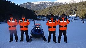 Jandarma Arama Kurtarma Timinin Görevlendirilmesi
