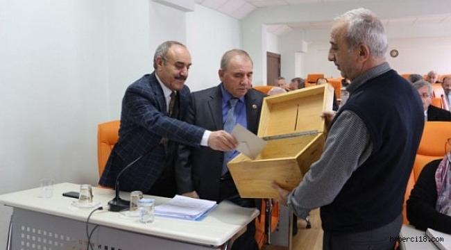 MHP'li Kamil Çoban'a Rekor Oy