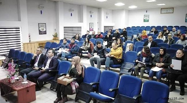 Milli Savunma Üniversitesi Tanıtım Semineri Yapıldı