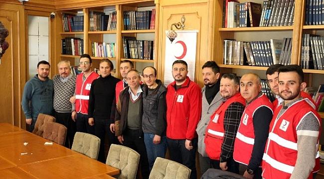 Türk Kızılay Çankırı Şubesi Çankırı Basını İle Buluştu