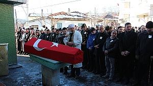 Vali Hamdi Bilge Aktaş, Gazi Erdal Erdoğan'ın Cenaze Törenine Katıldı