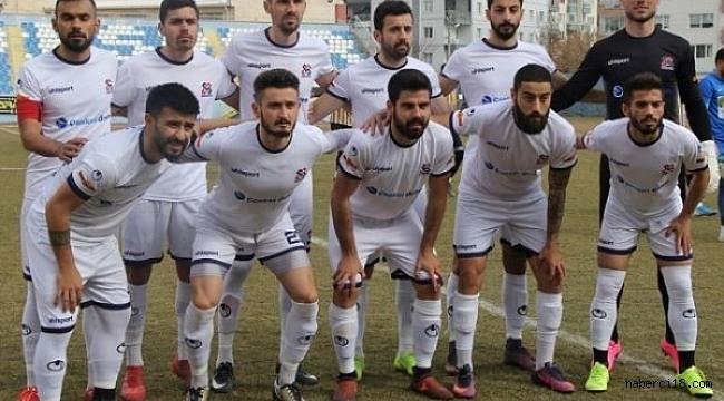 1074 Çankırıspor 1 Ladik Belediyespor 0