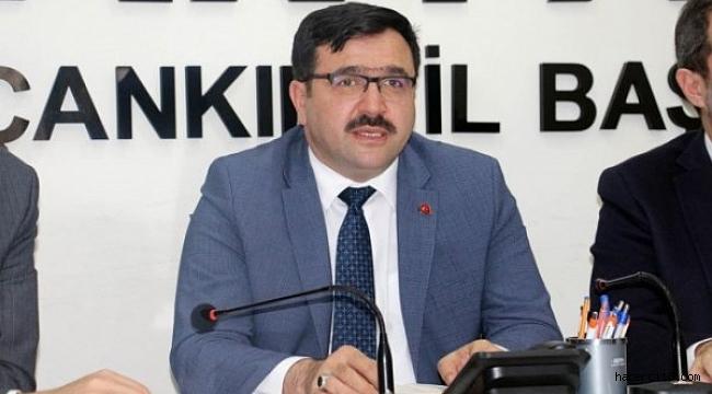 AKP İl Başkanı Abdulkadir Çelik'ten MHP İl Başkanı Hasan Çakır'a Sert Yanıt!