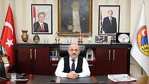 Belediye Başkanı İsmail Hakkı Esen'den Kandil Mesajı