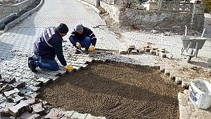 Çankırı Belediyesi'nden Şehir Mezarlığında Kapsamlı Çalışma