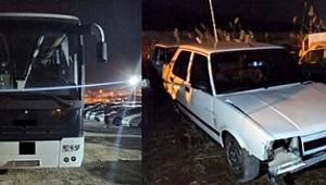 Çankırı'da Drift Yapan Sürücüye 8 Bin Lira Para Cezası, Ehliyeti İse İptal