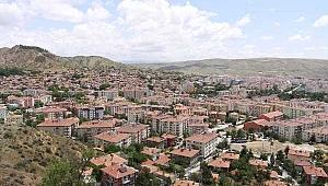 Çankırı'da İnşaat Sektörü 0/0 65,8 Geriledi