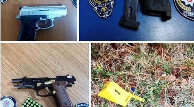 Çankırı Polisi Kuş Uçurtmuyor, Uygulamalarda 2357 Şahıs ve 537 Aracın Kontrolü Yapıldı