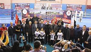 Çeşitli Kategorilerde Düzenlenen Türkiye Ferdi Boks Şampiyonası Sona Erdi