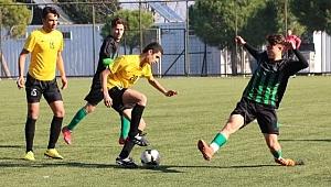 Gençlik Ve Spor İl Müdürlüğü'nden Futbol Organizasyonuna Ev Sahipliği