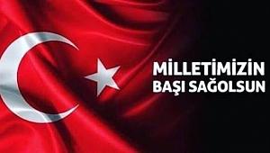 Tüm Türkiye Şehitlerine Ağlıyor…