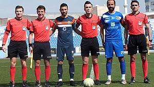1074 Çankırıspor 1 Atakum Belediyespor 1