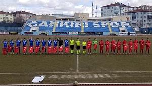 1074 Çankırıspor 4 1926 Bulancakspor 2