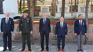 18 Mart Çanakkale Zaferi ve Şehitlerimizi Anma Günü Töreni Gerçekleştirildi
