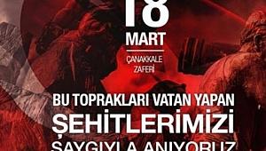 18 Mart Çanakkale Zaferi Ve Şehitlerini Anma Günü Mesajları