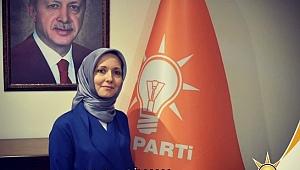 AK Parti Çankırı Kadın Kolları Başkanlığı Dünya Kadınlar Günü Mesajı