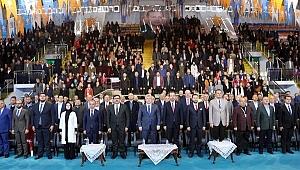 AK Parti Merkez İlçe Başkanı Bahri Kılıç Güven Tazeleyerek Yola Devam Dedi