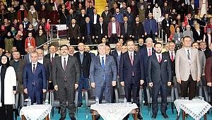 AK Parti Merkez İlçe Teşkilatı 7. Olağan Kongresi Gerçekleşti