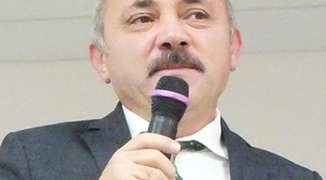 Çankırı Belediye Başkanı İsmail Hakkı Esen 2 Aylık Maaşını Bağışta Bulundu