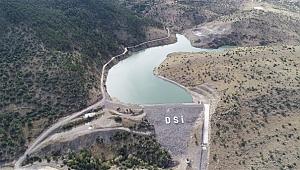 Son 17 Yılda Çankırı'ya 9 Baraj 4 Gölet Yapıldı