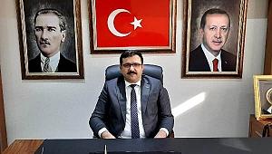 AK Parti İl Başkanı Av. Abdulkadir Çelik'in 23 Nisan Kutlama Mesajı