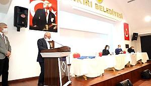 Çankırı Belediye Meclisi İkinci Olağanüstü Toplantısını Yaptı