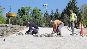 Çankırı Belediyesi Şehri Bakıma Aldı