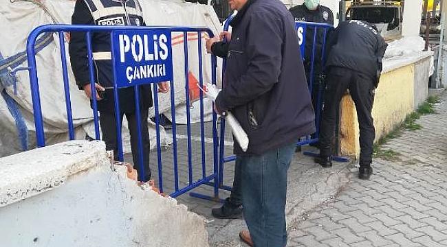 Çankırı'daki Pazar Yerlerinde Yeni Önlemler Alındı