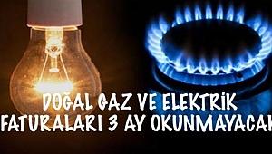 Elektrik ve Doğal Gaz Faturalarına İlişkin Kıyasen Fatura Düzenlemesi