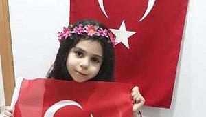 İnternet Medya Sahibi Mustafa Çelik'in Torunu Zeynep Mina 23 Nisan'a Hazır!