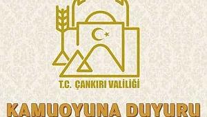 Kamuoyuna Duyuru (02.04.2020)