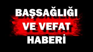 Yaran Reisimiz Mehmet Bayraktar'ın Eşi Vefat Etti