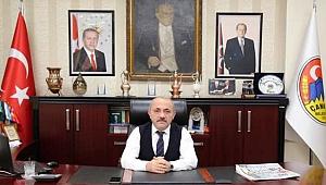 Başkan Esen'den Ramazan Bayramı Kutlama Mesajı